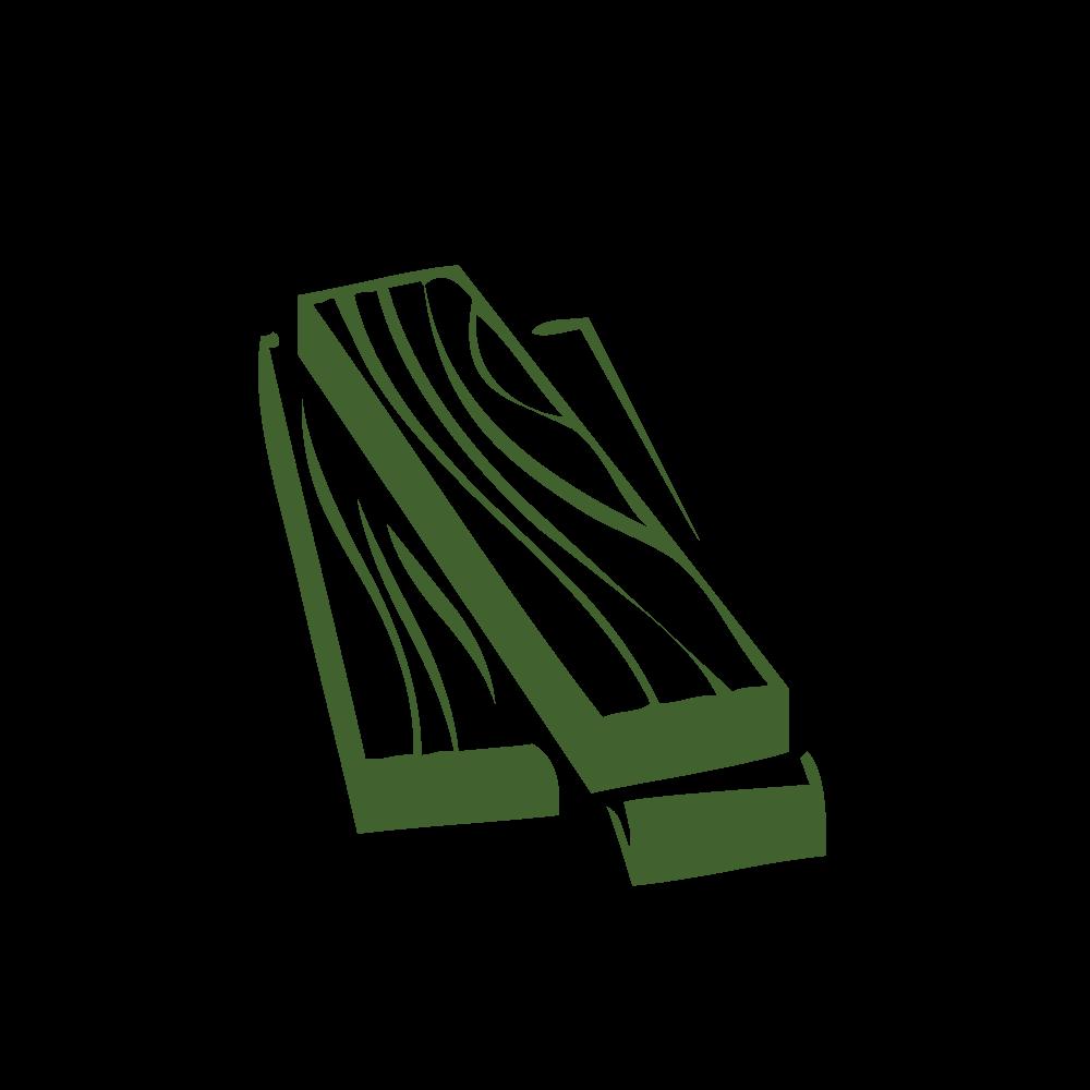 Planches, poutres et madriers sur mesure